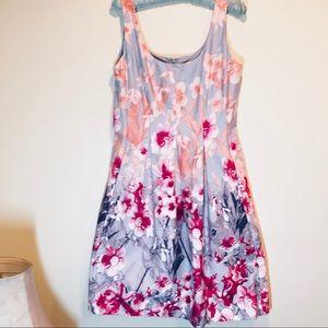 Cute Floral Nine West dress